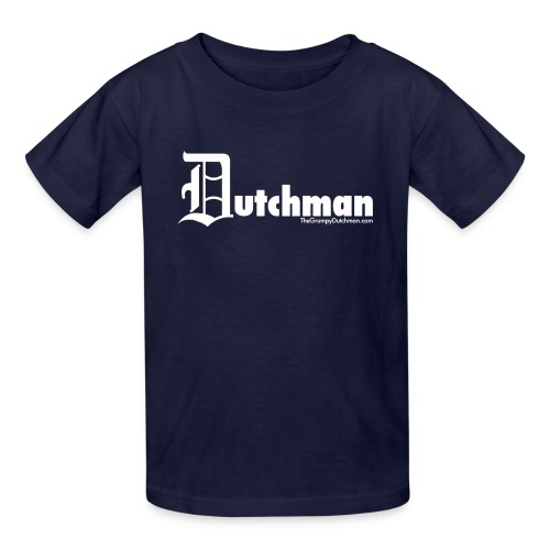 Old E Dutchman - Kids' T-Shirt