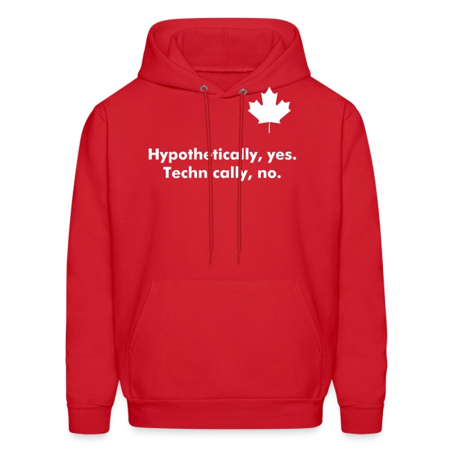 Hypothetically - Hoodie