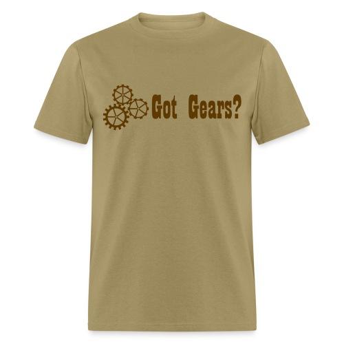 Got Gears? - Men's T-Shirt