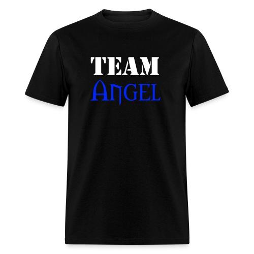 Team Angel - Front/Back - Men's T-Shirt