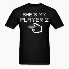 She's my player2