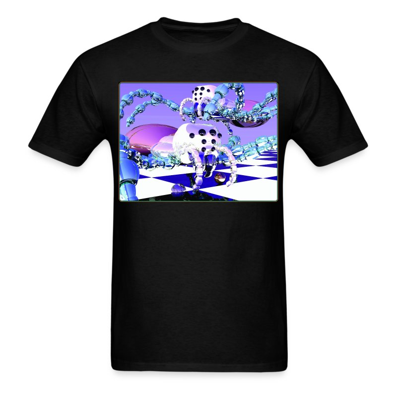 Arachnabot 6 - Men's T-Shirt