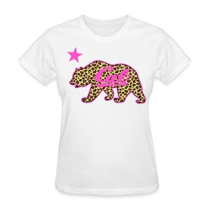 California cheetah - Women's T-Shirt
