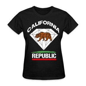 California Diamond - Women's T-Shirt
