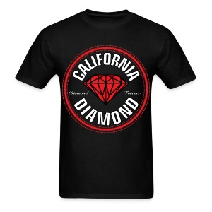 California Diamond - Men's T-Shirt