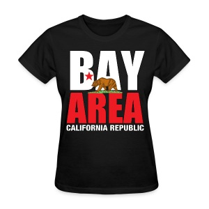 Bay Area - Women's T-Shirt