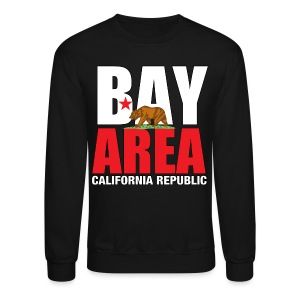 Bay Area - Crewneck Sweatshirt