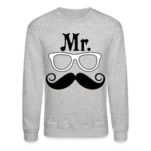 Mr. Nerd - Crewneck Sweatshirt