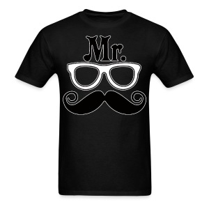 Mr. Nerd - Men's T-Shirt