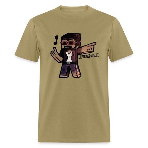Captain Sparklez - Men's T-Shirt