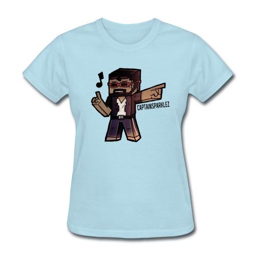 Captain Sparklez - Women's T-Shirt
