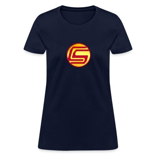 Captain Sparklez Logo - Women's T-Shirt