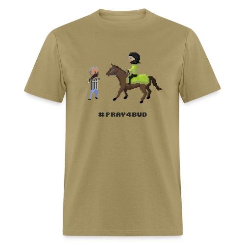 Men T-Shirt - Pray 4 Bud - Men's T-Shirt