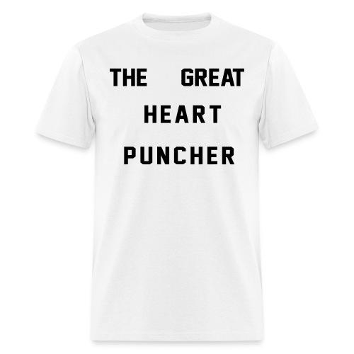 The Great Heart Puncher - Men's T-Shirt