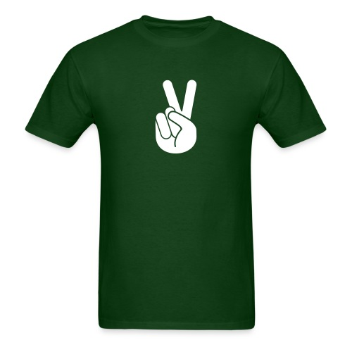 Peace Sign - Men's T-Shirt