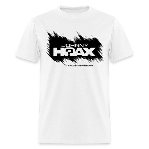 Johnny Hoax Logo Tee - Men's T-Shirt