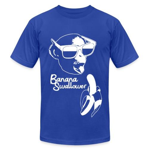 Banana Swallower Crew neck - Men's Fine Jersey T-Shirt