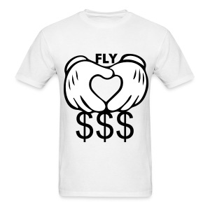 Fly $$$ - Men's T-Shirt