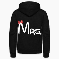 Mrs. Zip Hoodies & Jackets