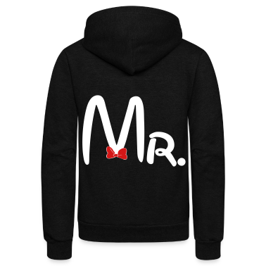 Mr. Zip Hoodies & Jackets