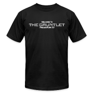 T-Shirts ~ Men's T-Shirt by American Apparel ~ Welcome to The Gauntlet