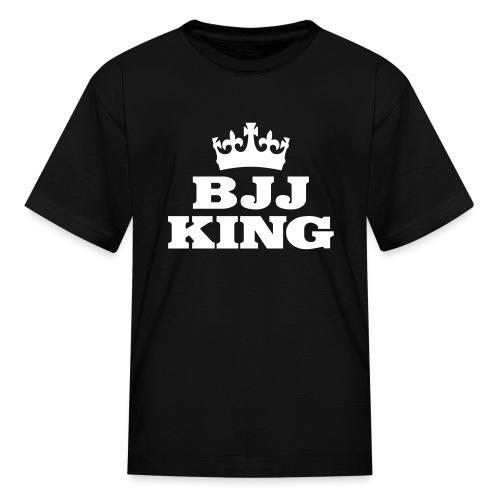 Kids BJJ King Tee - Kids' T-Shirt