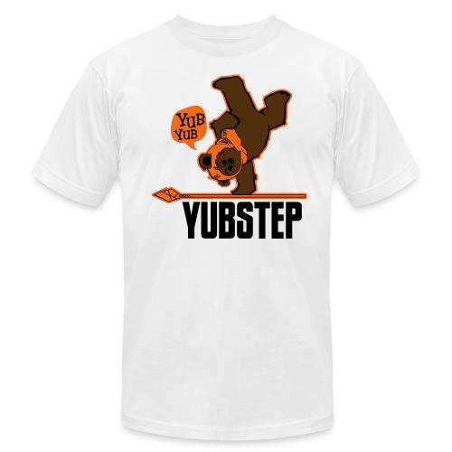 Yubstep - Men's Fine Jersey T-Shirt