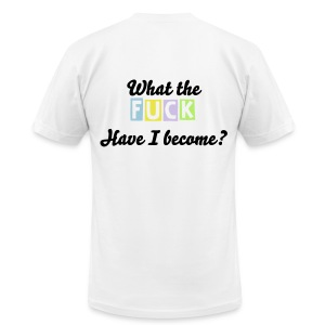 What the FUCK. - Men's Fine Jersey T-Shirt