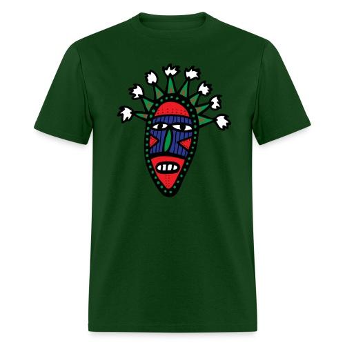 Tribal Mask - Men's T-Shirt