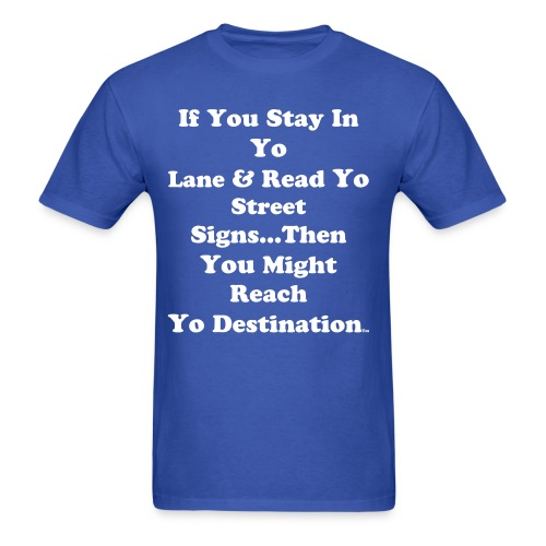 Yo Lane - Men's T-Shirt