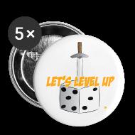 Buttons ~ Small Buttons ~ LLU 1