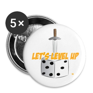 LLU 1 Button - Small Buttons