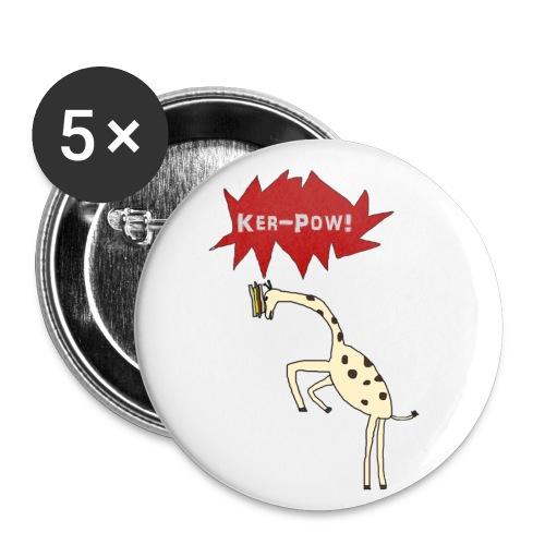 Ker-pow - Large Buttons