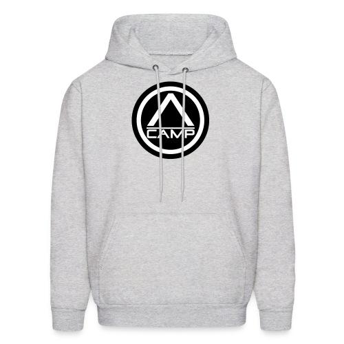 CAMP Hoodie (Black Logo) - Men's Hoodie
