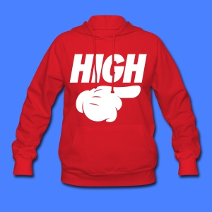 High Pointing Right Hoodies - Women's Hoodie
