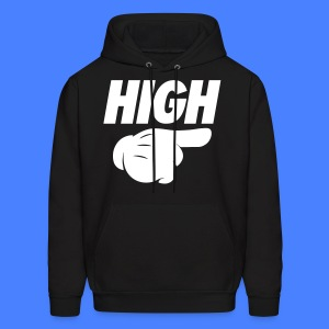 High Pointing Right Hoodies - Men's Hoodie