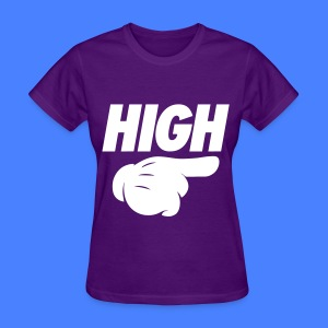 High Pointing Right Women's T-Shirts - Women's T-Shirt