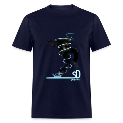 Dance dad tee - Men's T-Shirt
