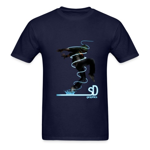 Dance dad tee - Men's T-Shirt
