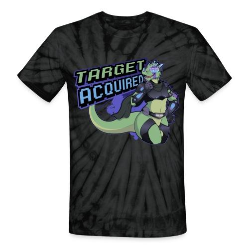 Target Acquired Tie Dye (Unisex)  - Unisex Tie Dye T-Shirt