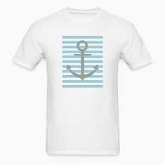 Anchor Maritime Sailing 2c T-Shirts