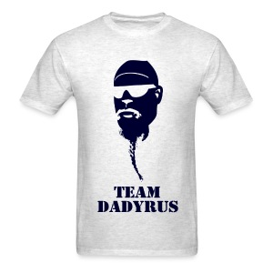 Team Dadyrus Shirt Dark - Men's T-Shirt