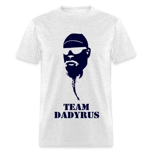 Team Dadyrus Shirt Dark - Men's T-Shirt