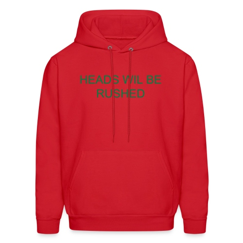 Motto for the team - Men's Hoodie