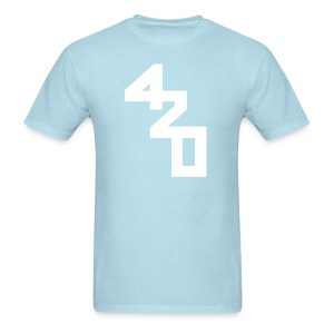420 sailing - Men's T-Shirt
