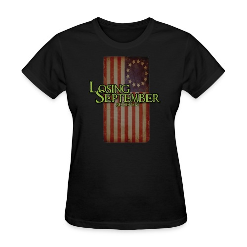 Woman's Standard T - Women's T-Shirt