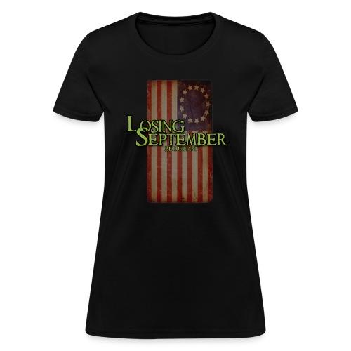Woman's Standard T - Women's T-Shirt