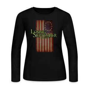 Woman's Long Sleeve - Women's Long Sleeve Jersey T-Shirt