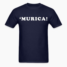 'Murica! Men's Humor T-Shirts