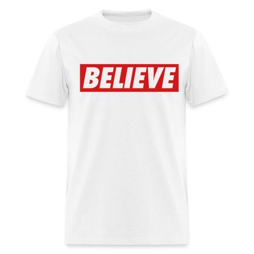 Believe Tee - Men's T-Shirt
